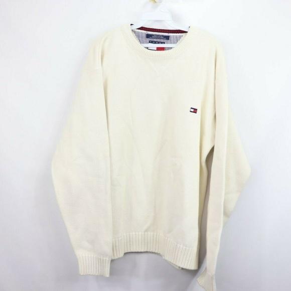 af0f60f7 Tommy Hilfiger Sweaters | Vintage Asap Rocky Flag Sweater L | Poshmark